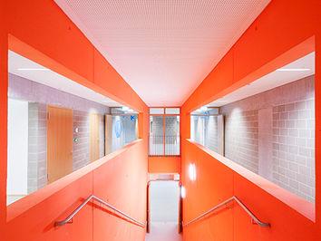 Architekturfotografie: Schule in Baden Württenberg