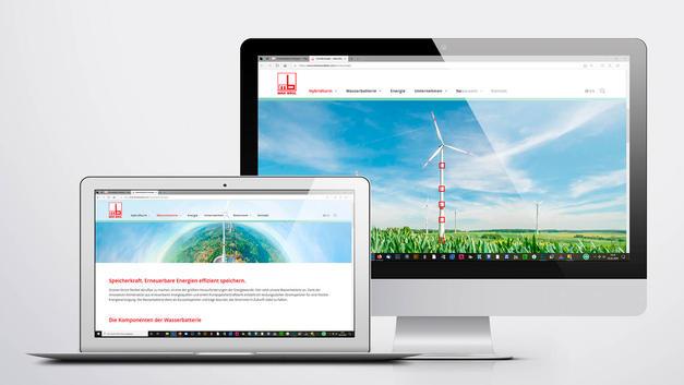 Industriefotografie: Veröffentlichung auf Website | Firmengruppe Max Bögl