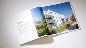 Architekturfotografie: Veröffentlichung in Kundenmagazin | Firmengruppe Max Bögl