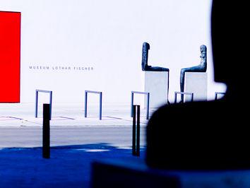 Architekturfotografie: Lothar Fischer Museum Neumarkt i.d. OPf.