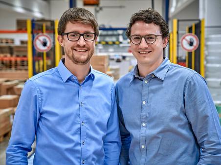 Business Porträt: Christoph und Andreas Hammerbacher, Hammerbacher GmbH, Neumarkt i.d. OPf.