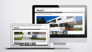 Architekturfotografie: Veröffentlichung auf Eternit Webseite