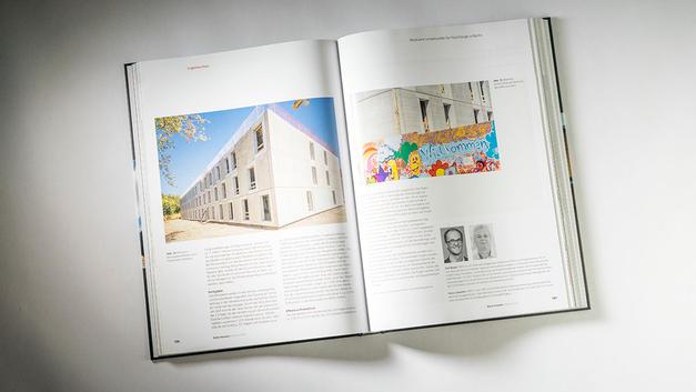 Architekturfotografie: Veröffentlichung über MOF Berlin im  Bauverlag BV GmbH