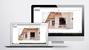 Industriefotografie: Veröffentlichung auf der Website der REWA Architekten und Ingenieure