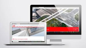 Drohnen Luftbild: Veröffentlichung auf Website | Firmengruppe Max Bögl