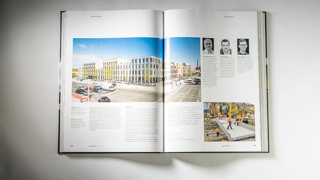 Architekturfotografie: Veröffentlichung über Neuen Markt  Bauverlag BV GmbH