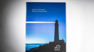 Business Portrait: Veröffentlichung in Broschüre der Spitz Georg Wirtschafts- u. Steuerberatung