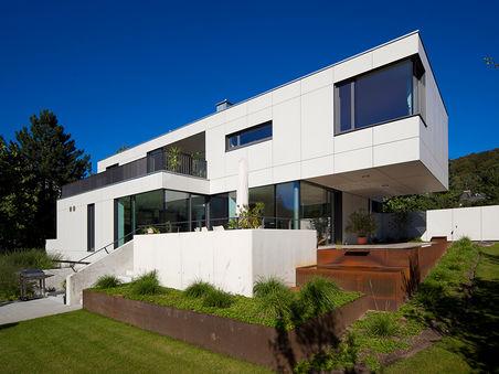 Architekturfotografie: Einfamilienhaus in Neumarkt i.d. OPf.