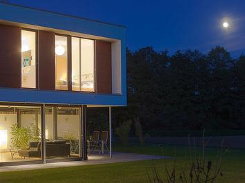Architekturfotografie: Einfamilienhaus im Landkreis Neumarkt i.d. OPf.