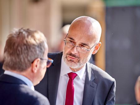 Business Porträt: Dominique Kinzkofer, Vorstand / Geschäftsführer | Stadtwerke Neumarkt