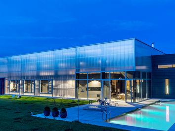 Architekturfotografie: Einfamilienhaus bei Parsberg