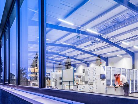 Industriefotografie: Produktion exateq Neumarkt i.d. OPf.