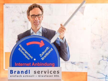 Business Porträt: Christian Brandl | Brandl Services | Pavelsbach bei Neumarkt i.d. OPf.