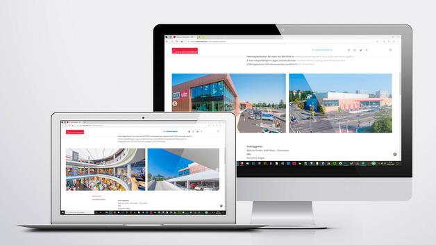 Architekturfotografie: Veröffentlichung auf der Website der Eckenweber Bauleitung Projektleitung