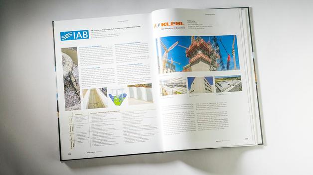 Drohnen Luftbild: Veröffentlichung in Publikation des  Bauverlag BV GmbH