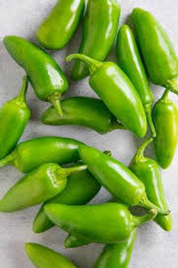 "Pepper, Hot ""Jalalpeno"""