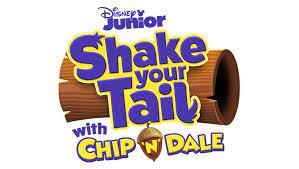 Shake Your Tail with Chip 'N' Dale
