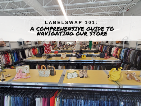 Labelswap 101: A Comprehensive Guide To Navigating Our Store