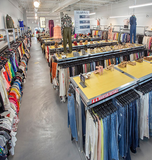 labelswap thrift store