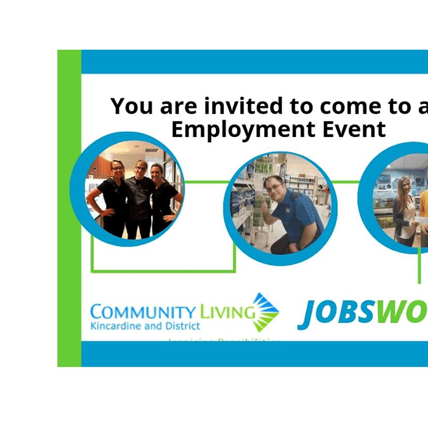 JobsWork Employment Event