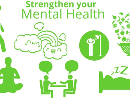 Self Care Tips to Strengthen Your Mental Health