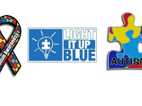 October is Autism Awareness in Canada!