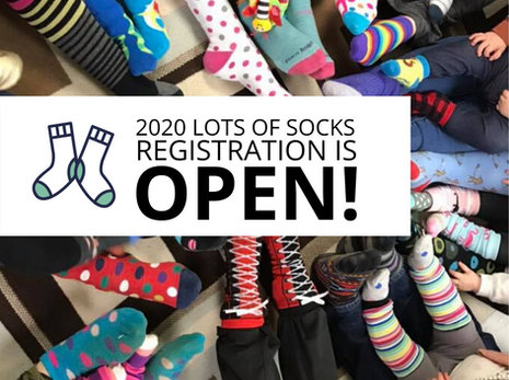 "2020 ""Lots of Socks"" Window Display Event is Back!"