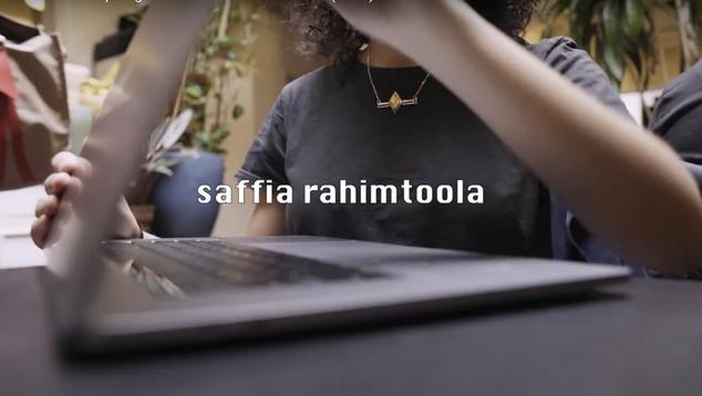 SPOTLIGHT - SAFFIA