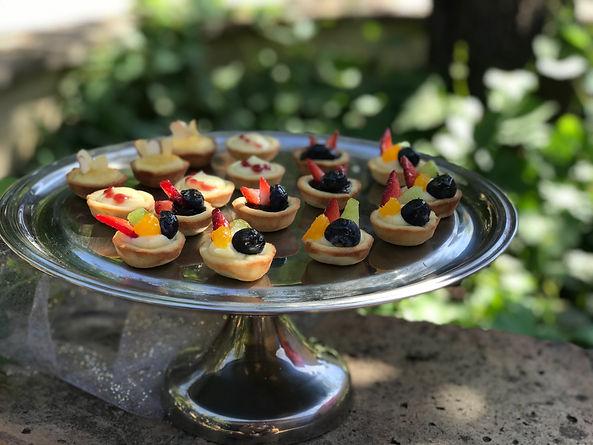 Petit Fours- Gluten Free