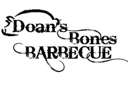 T-Shirt Doan's Bones logo