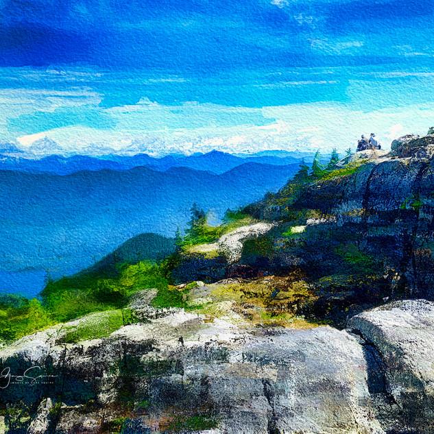 Seymour Mt. Summit, Must be Heaven_