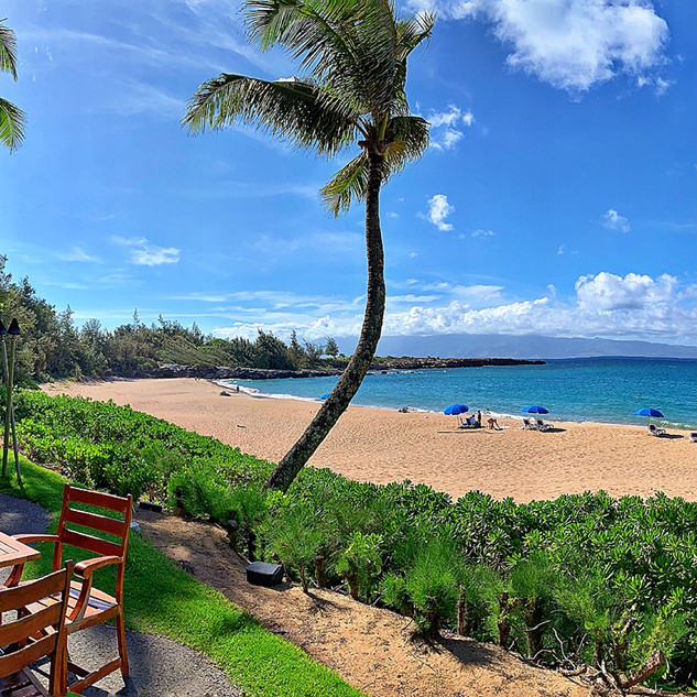 D.T. Fleming Beach, Kapalua, Maui_