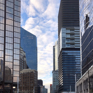 Downtown Vancouver.