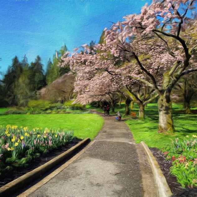 Stanley Park, Vancouver.