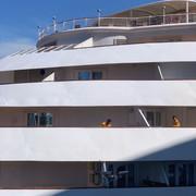 Cruise Ship Crew.  Vancouver_