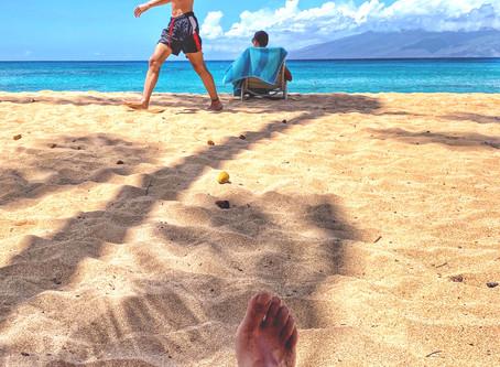 The Maui Attitude.