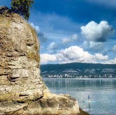 Siwash Rock, Vancouver_