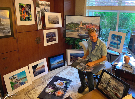 My Photos for Sale at Christmas Fair!