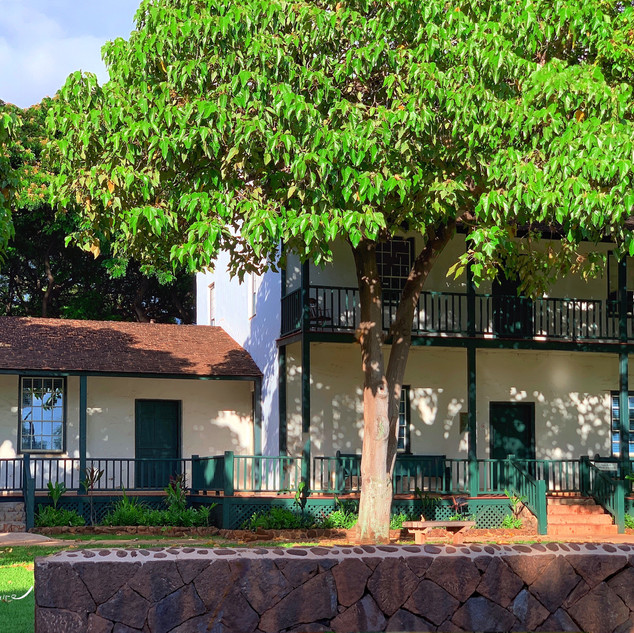 Historic Baldwin Home, Lahaina, Maui_