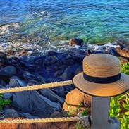 The Sun Hat. Napili Bay_