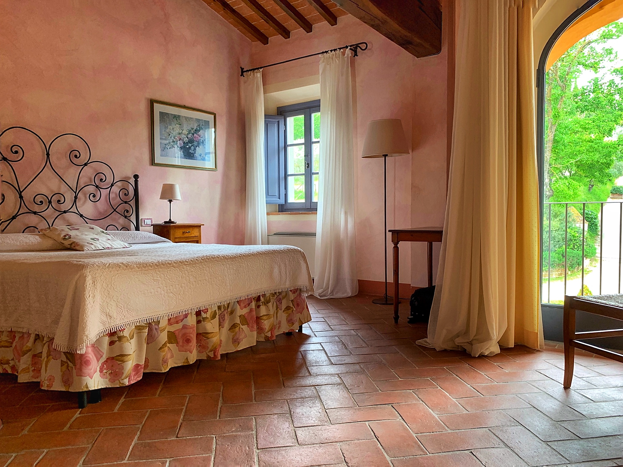Tuscany bedroom_