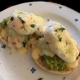 Eggs benny.