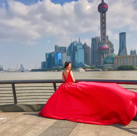 Bride, Shanghai.