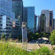 Vancouver street scene.