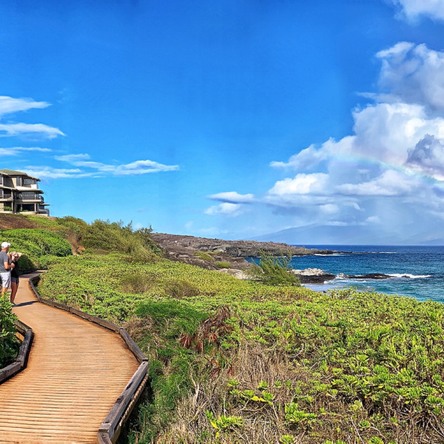 Kapalua Coastal Trail_