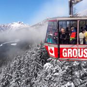 Gondola, Grouse Mountain.