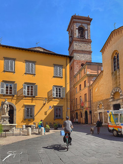 Lucca morning,