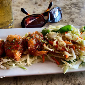 Jumbo shrimp.