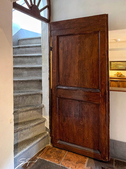 Inside Puccini's house_
