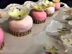 Mini Cakes - Colored